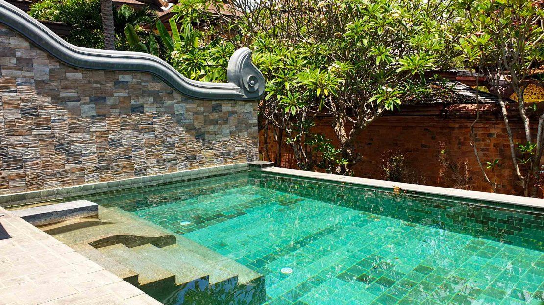 Вилла с 1 спальней и личным бассейном на берегу Ламаи в аренду на Самуи