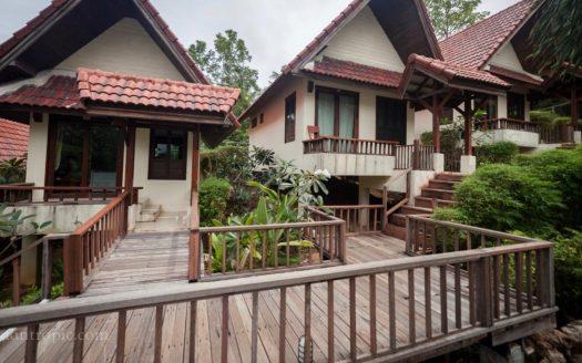 Дом с 1 спальней в районе Бопут в аренду на Самуи