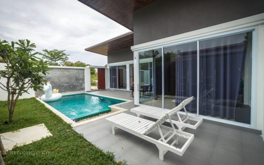 2 bedroom villa in Chaweng for rent in Samui