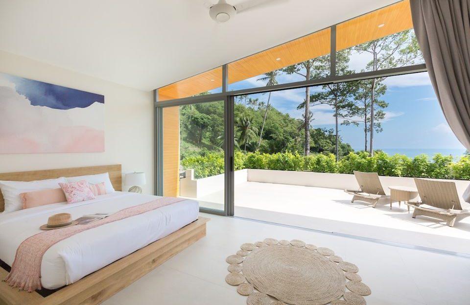 Luxury вилла с 3 спальнями на Ламаи в аренду на Самуи
