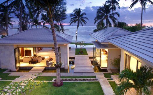 Вилла с 8 спальнями на пляже Липа Ной в аренду на Самуи