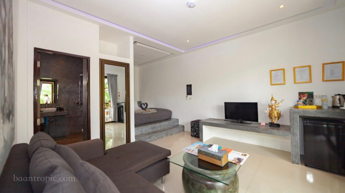 Апартаменты студия в районе Ламаи