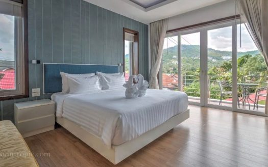 3 bedroom villa in Bophut for rent in Samui