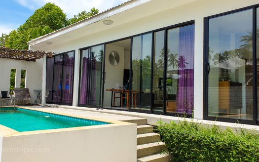 Villa with 2 bedrooms in Ban Tai buy in Samui