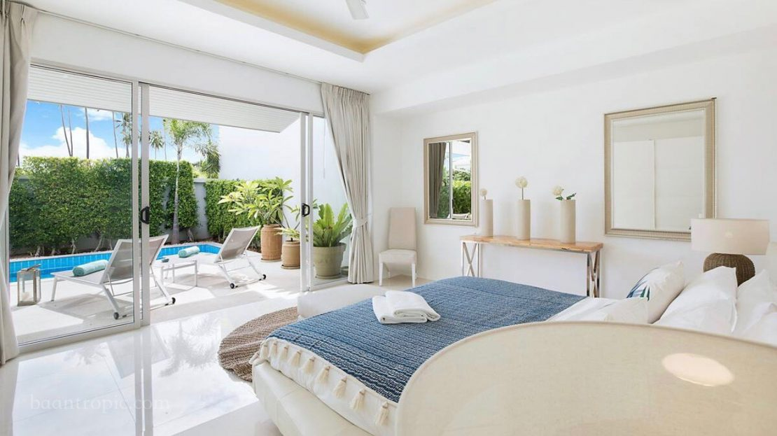 2 bedroom villa in Chong Mon for rent in Samui