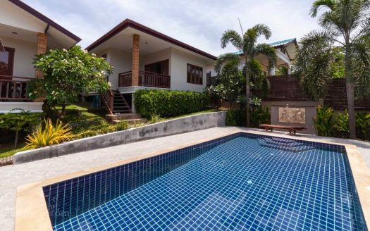 House with 1 bedroom for rent in Samui