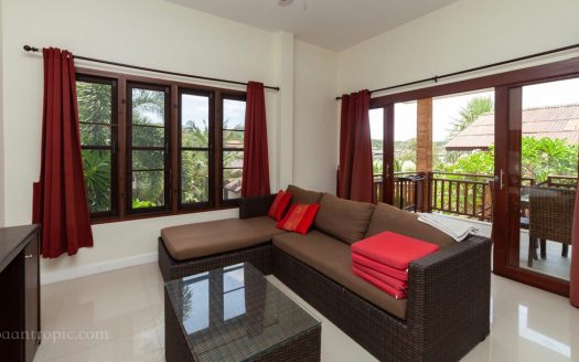 2 bedroom house for rent in Koh Samui in the Chong Mon area