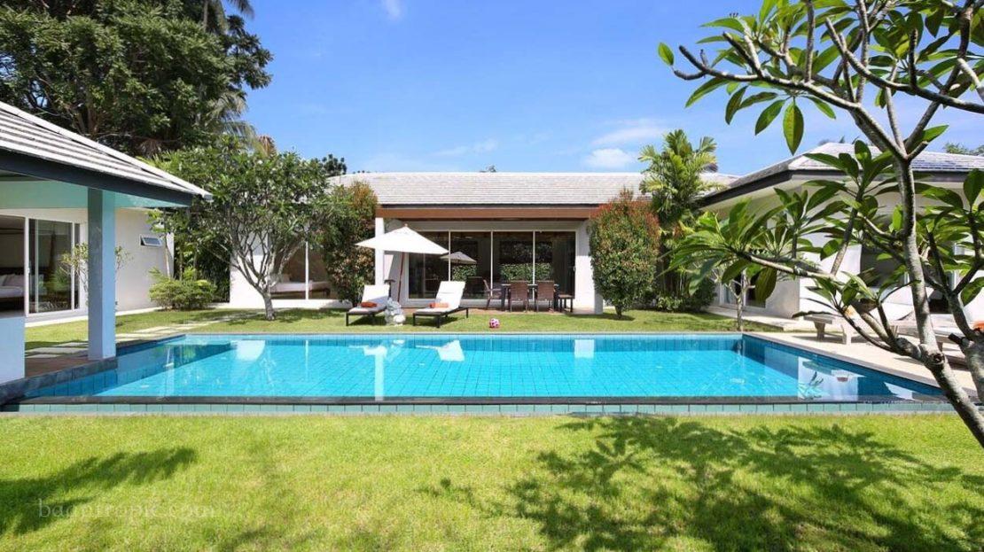 Вилла с 3 спальнями в районе Банграк