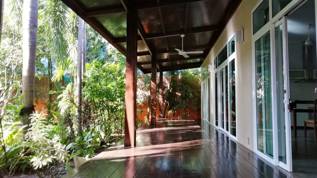 House with 2 bedrooms in Chaweng area for rent on Koh Samui