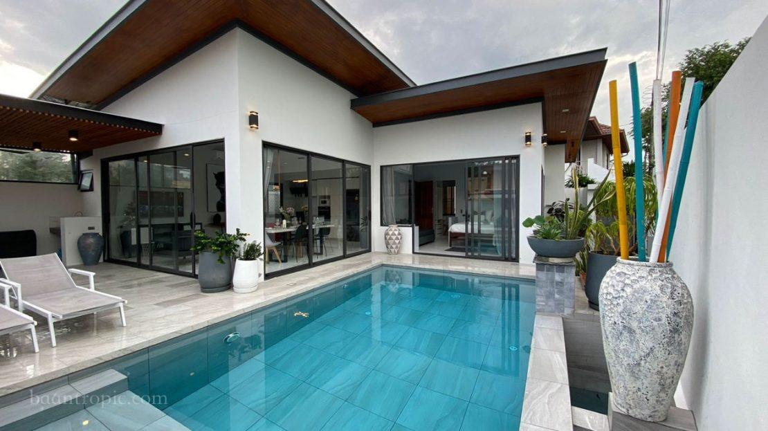 3 Bedroom Villa Near Maenam Beach