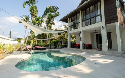 4 bedroom villa for rent in Samui