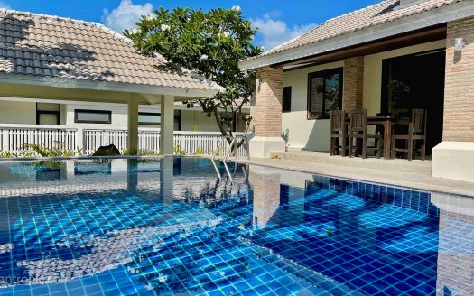 3 bedroom villa in Bophut