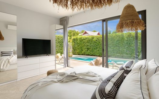 3 bedroom villa in Bangrak area
