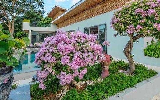3 bedroom villa in Bophut