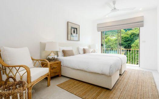 Вилла/таунхаус с 3 спальнями в аренду на Самуи