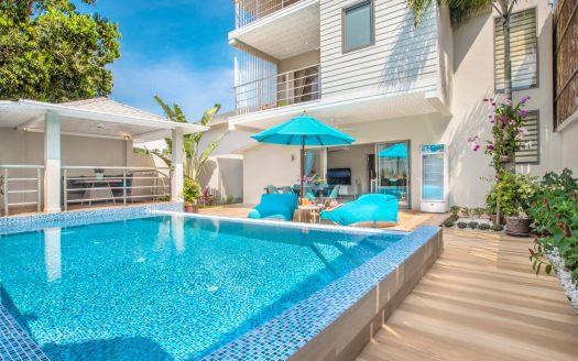 Вилла с частным бассейном в аренду на Самуи