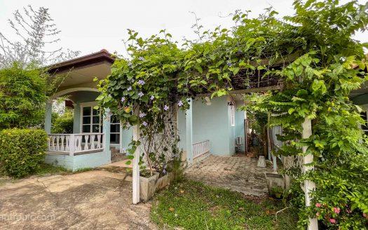 Дом с 2 спальнями и общим бассейном в резиденции в районе Биг Будда в аренду на Самуи
